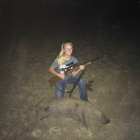 Texas Hill Country Hog Hunts